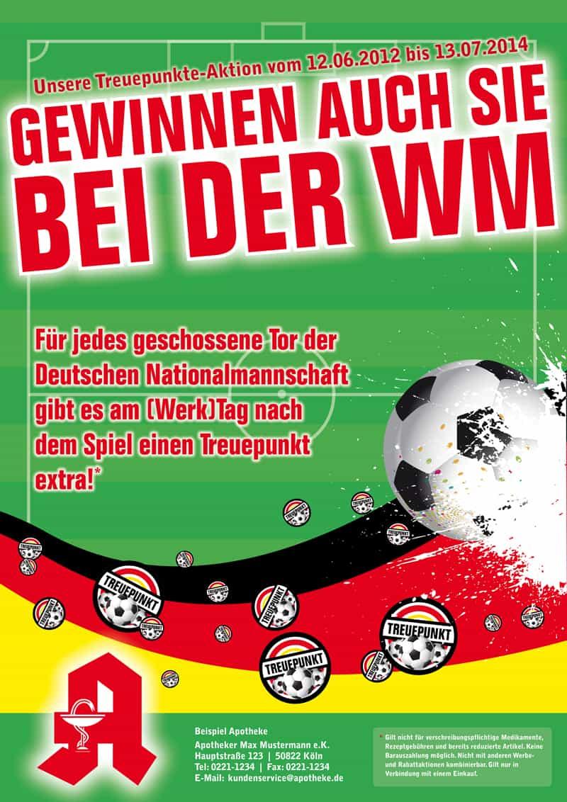 Conditional Rebate Sport-Promotion absichern Apotheke