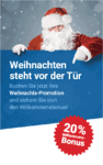 HAPPY Secure Weihnachts-Promotion
