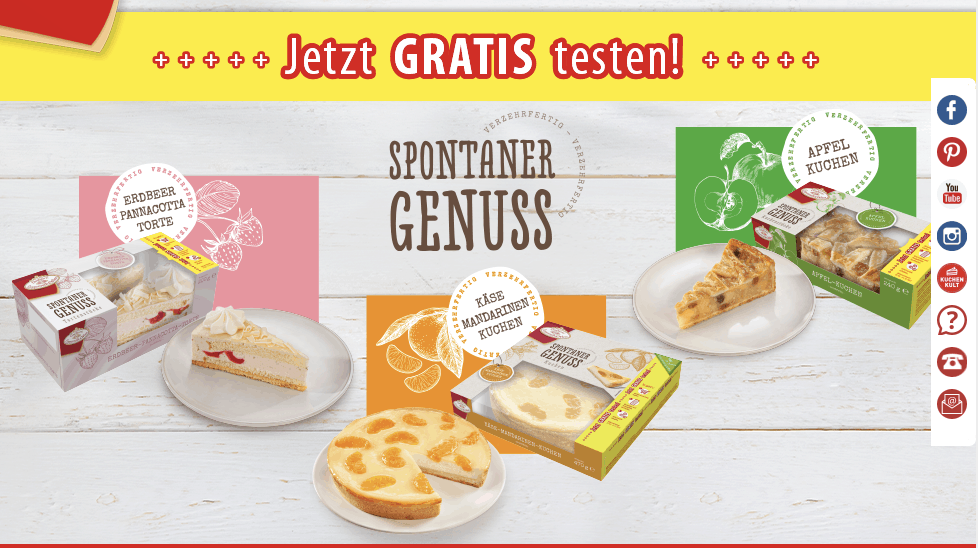 "Cases ""Gratis Testen"" & ""Cash Back"" Coppenrath & Wiese"