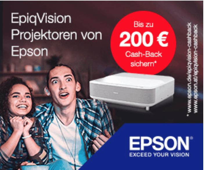 Cash Back Epson