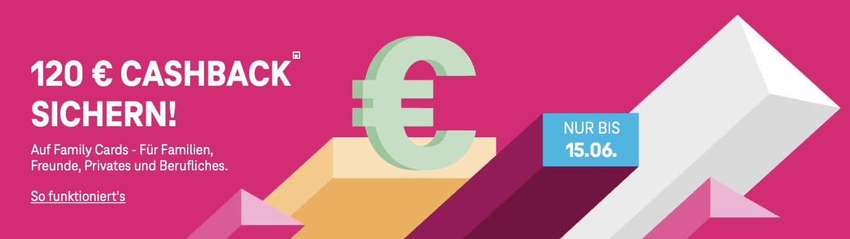 Cash Back Telekom