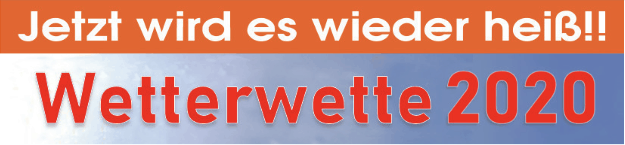 Conditional Rebate Absicherung Wetterwette