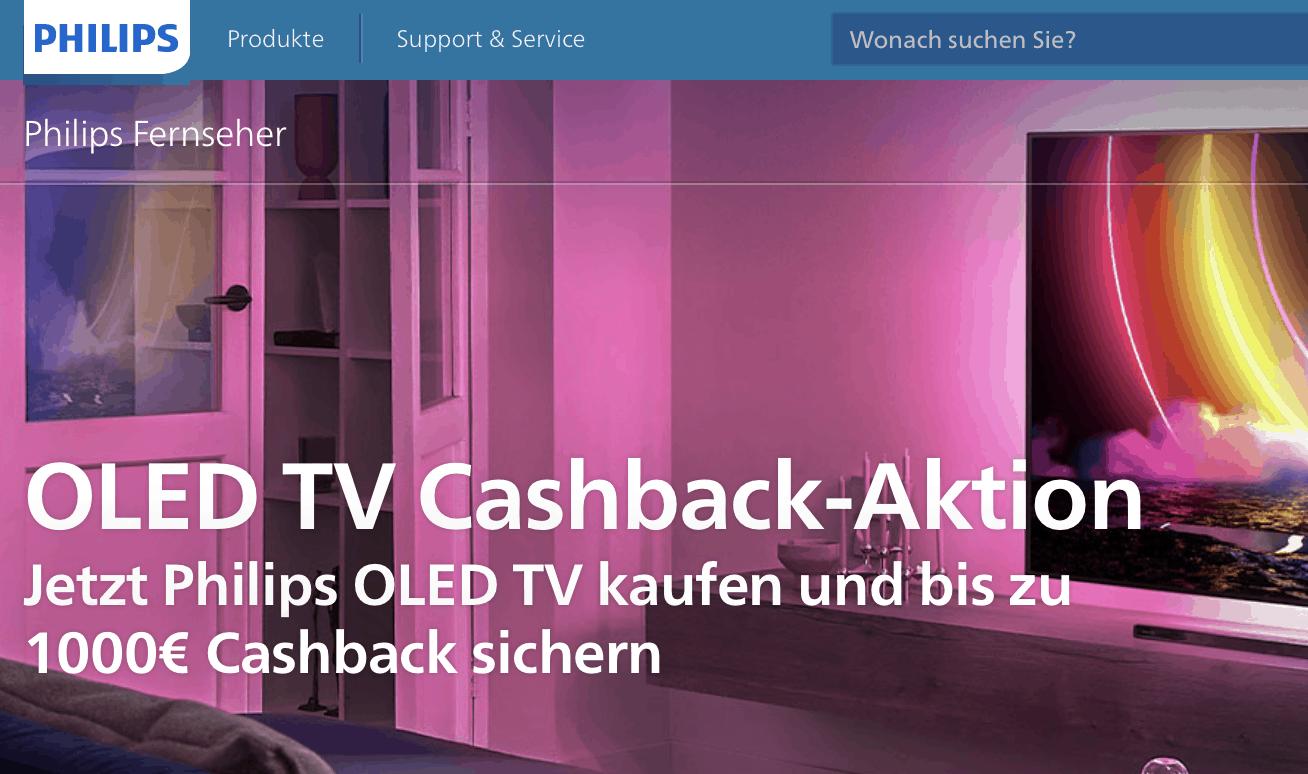 Case Cashback Philips